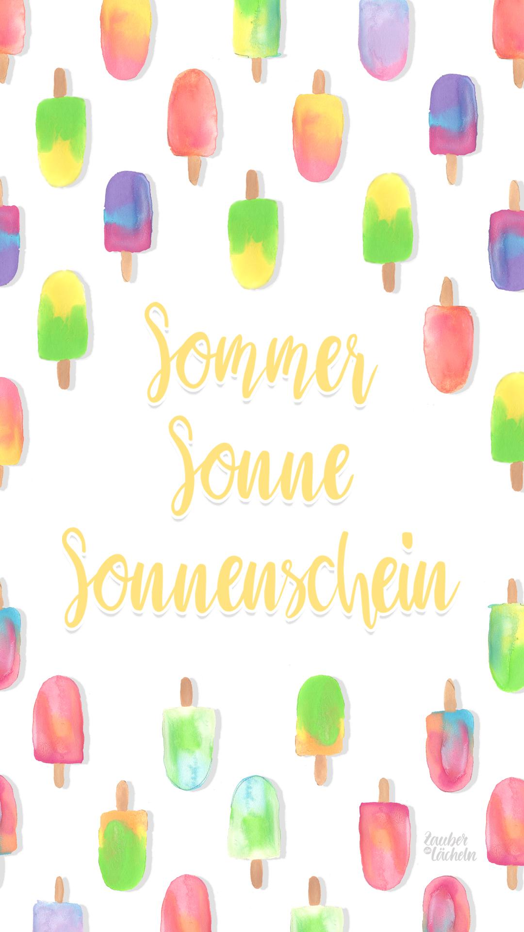 Sommer Sonne Sonnenschein – August Wallpaper