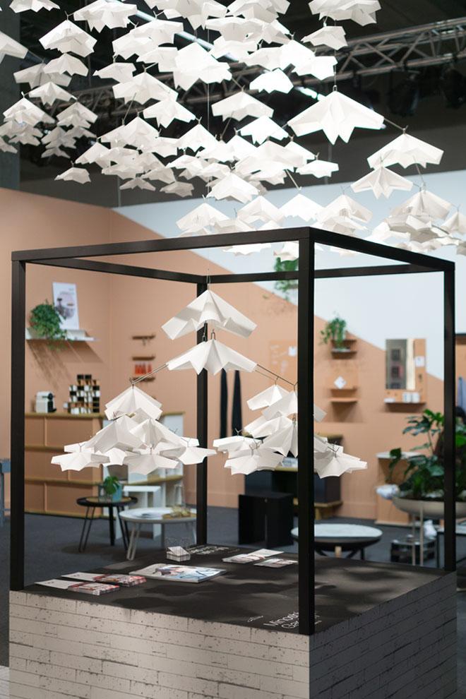 Dekoideen 2018 von der Ambiente, Mobile Minoshi Garden™ zu sehen auf dem Stand von Thomas Merlo & Partner