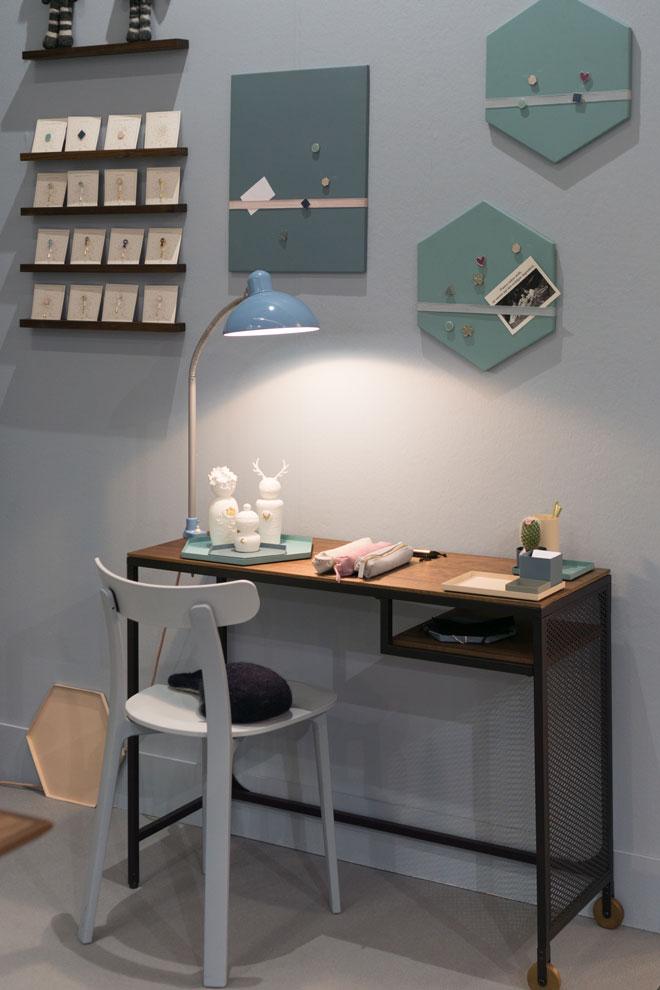 Dekoideen 2018 auf der Ambiente, tolle Produkte fürs Home-Office und Zuhause vom neuen Designlabel Trevoly