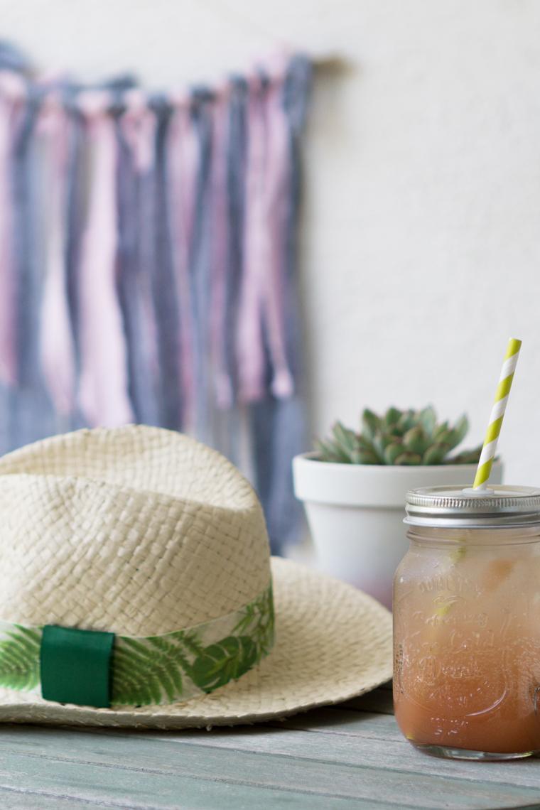 Sommer Accessoires selber machen, DIY-Anleitung mit Bildern