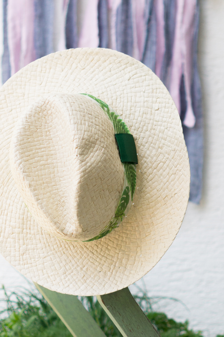 Sommer Accessoires passend zum Sommer Outfit selber machen
