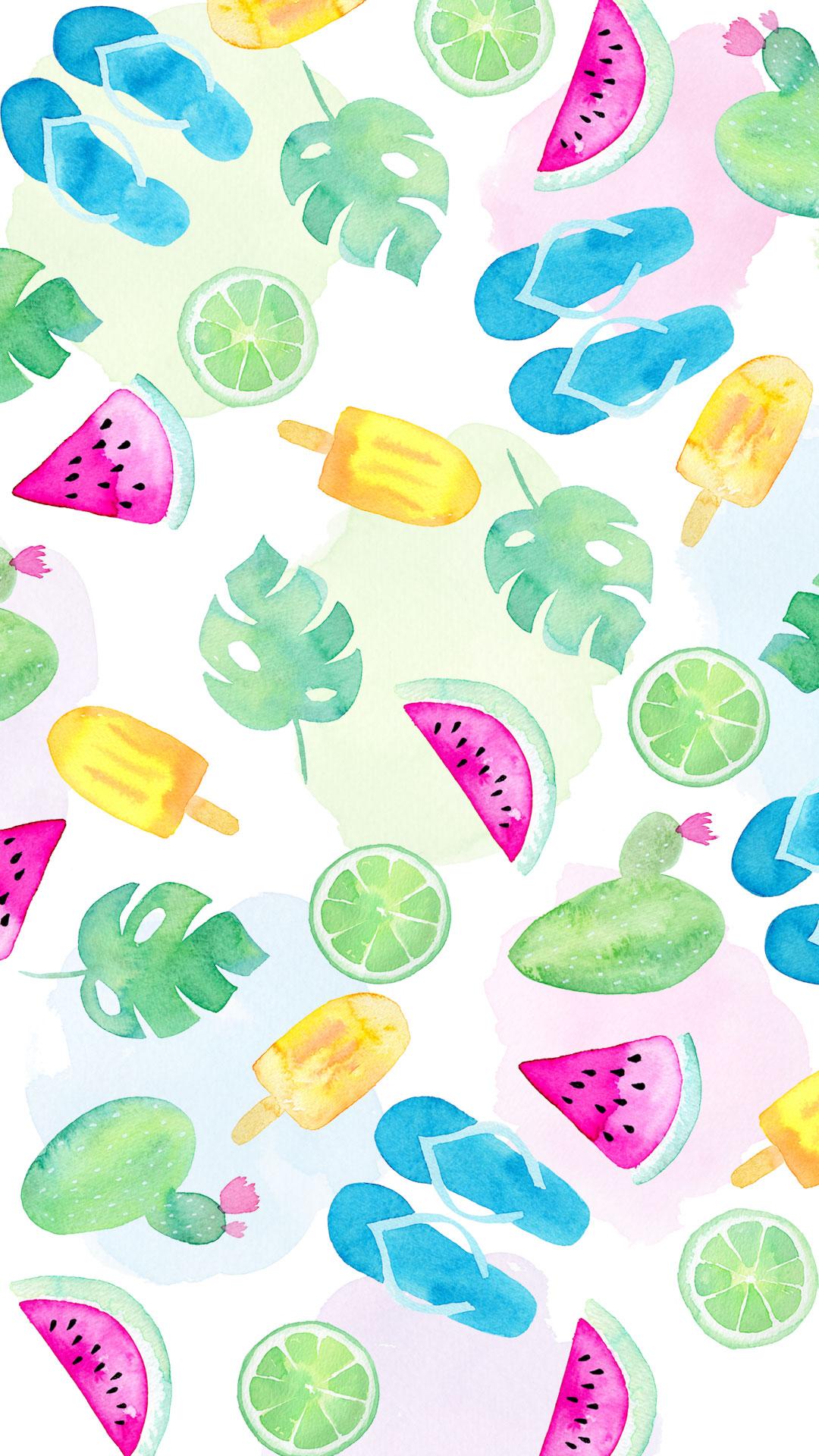 Summer Vibes Wallpaper Kostenloses Sommer Wallpaper