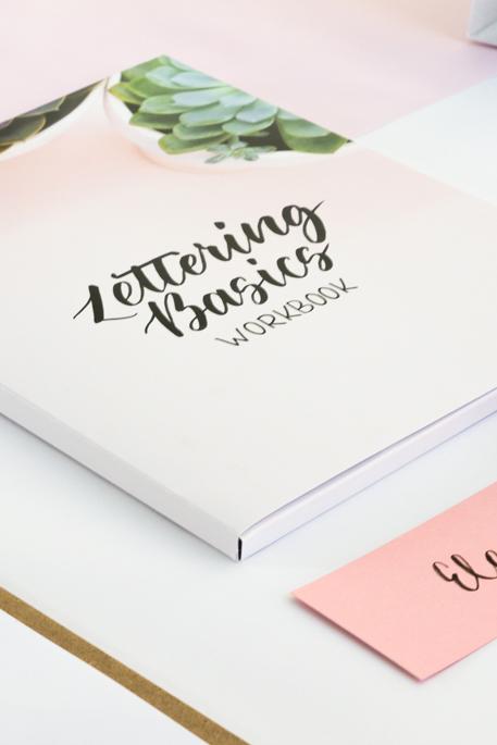 Lettering Basics Workbook