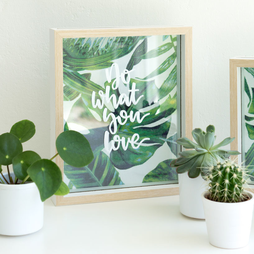 Handlettering Vorlage: Do what you love