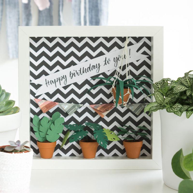 Vorlagen & DIY-Ideen für Geburtstage
