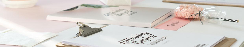 Lettering Basics Workshop von Zauber ein Lächeln