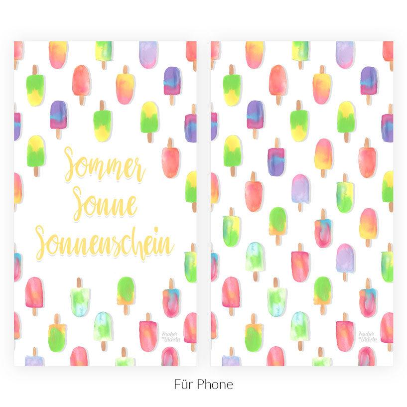 Wallpaper Sommer Sonne Sonnenschein Phone