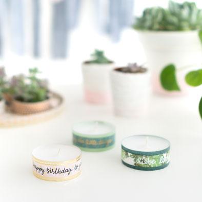DIY Geschenke: Schöne DIY Idee, um Geschenke selber zu machen