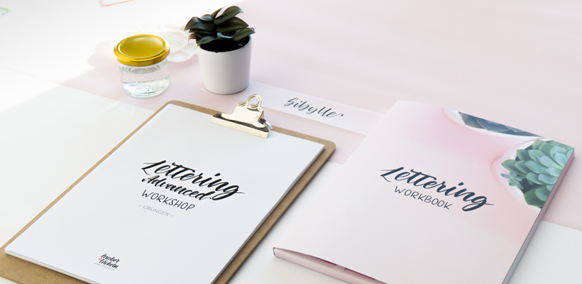 Lettering Advanced Workshop Material Kit