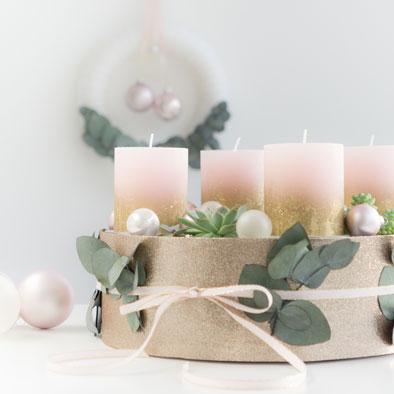 Weihnachtsdeko basteln: Zauberhafte DIY Ideen für die schönste Zeit im Jahr