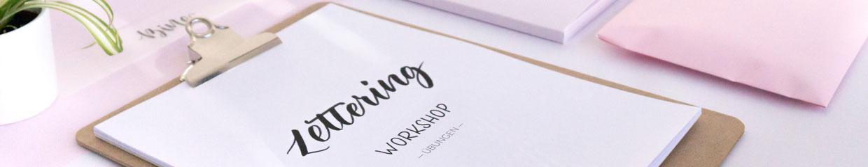 Lettering Workshop Hochzeitsspecail