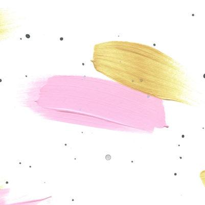 Kostenloses Wallpaper Querstreifen Gold Rosa für Dekstop und Phone